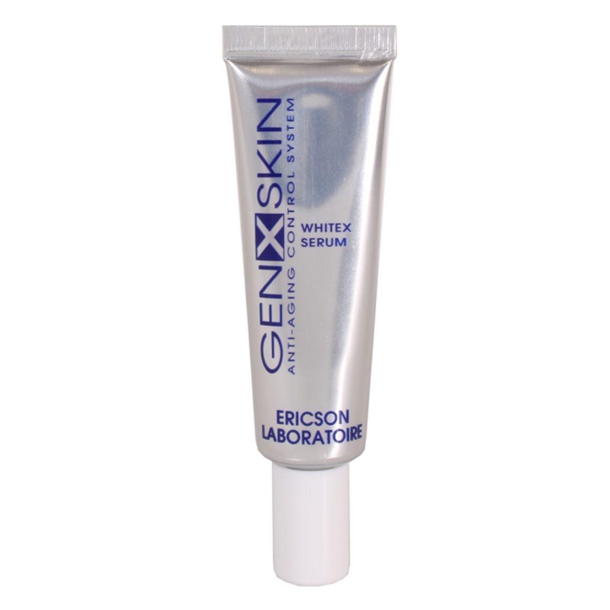 Genxskin Whitex Serum Ser iluminator anti-imbatranire
