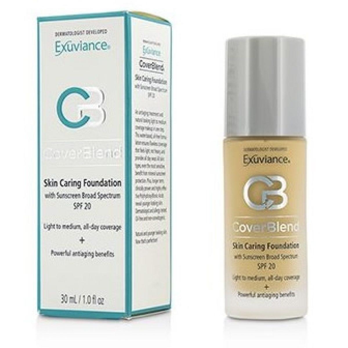 Skin Caring Foundation SPF 20