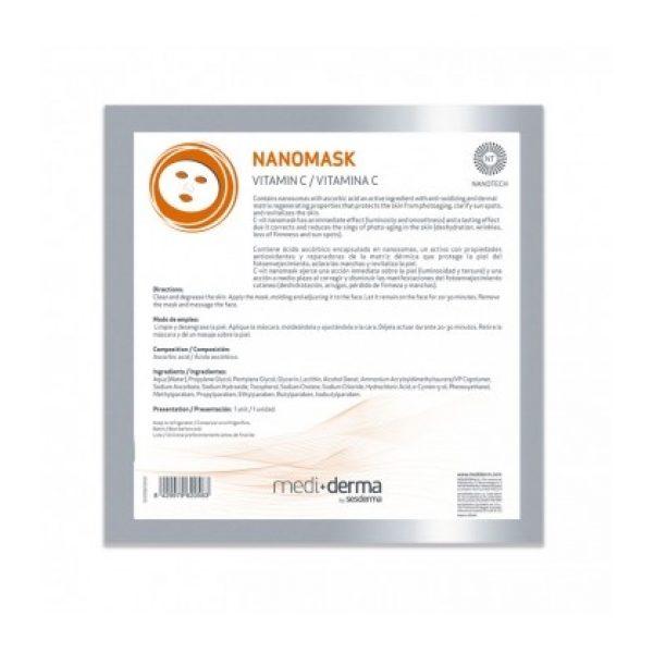 Nanomask Vitamina C