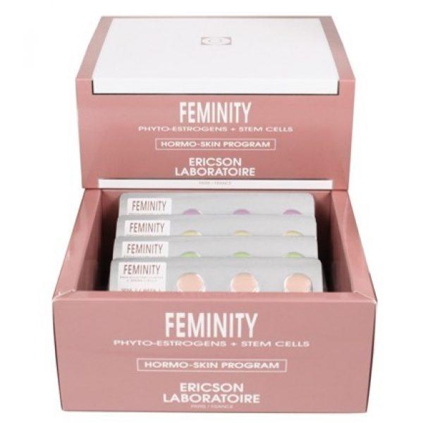 FEMINITY PROGRAMUL HORMO-SKIN
