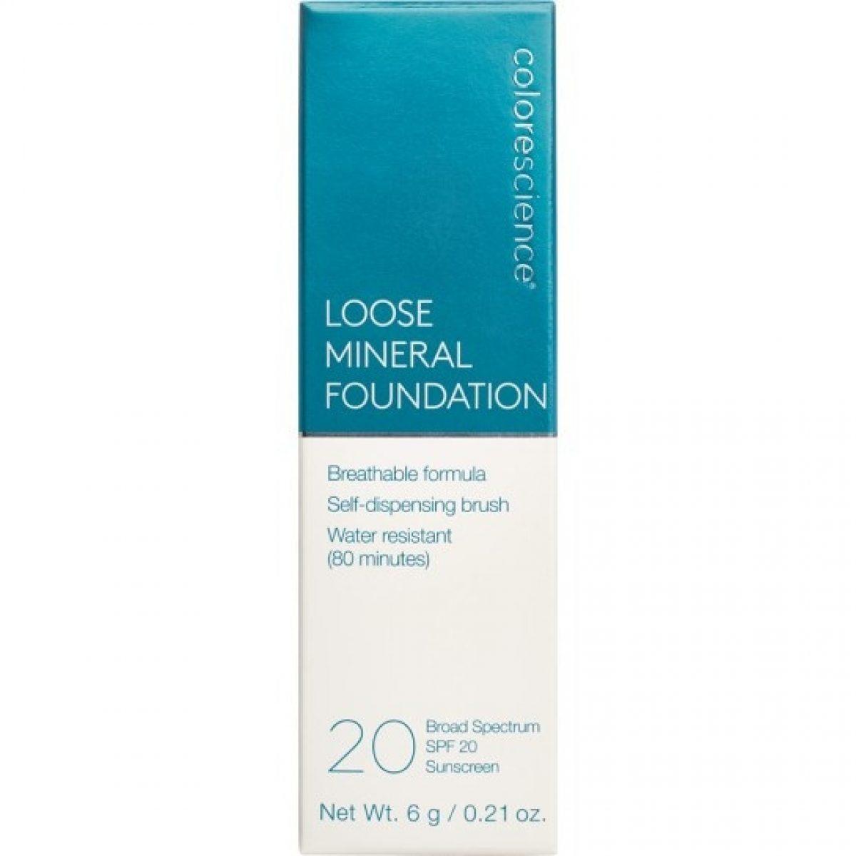 Loose Mineral Foundation Brush SPF 20