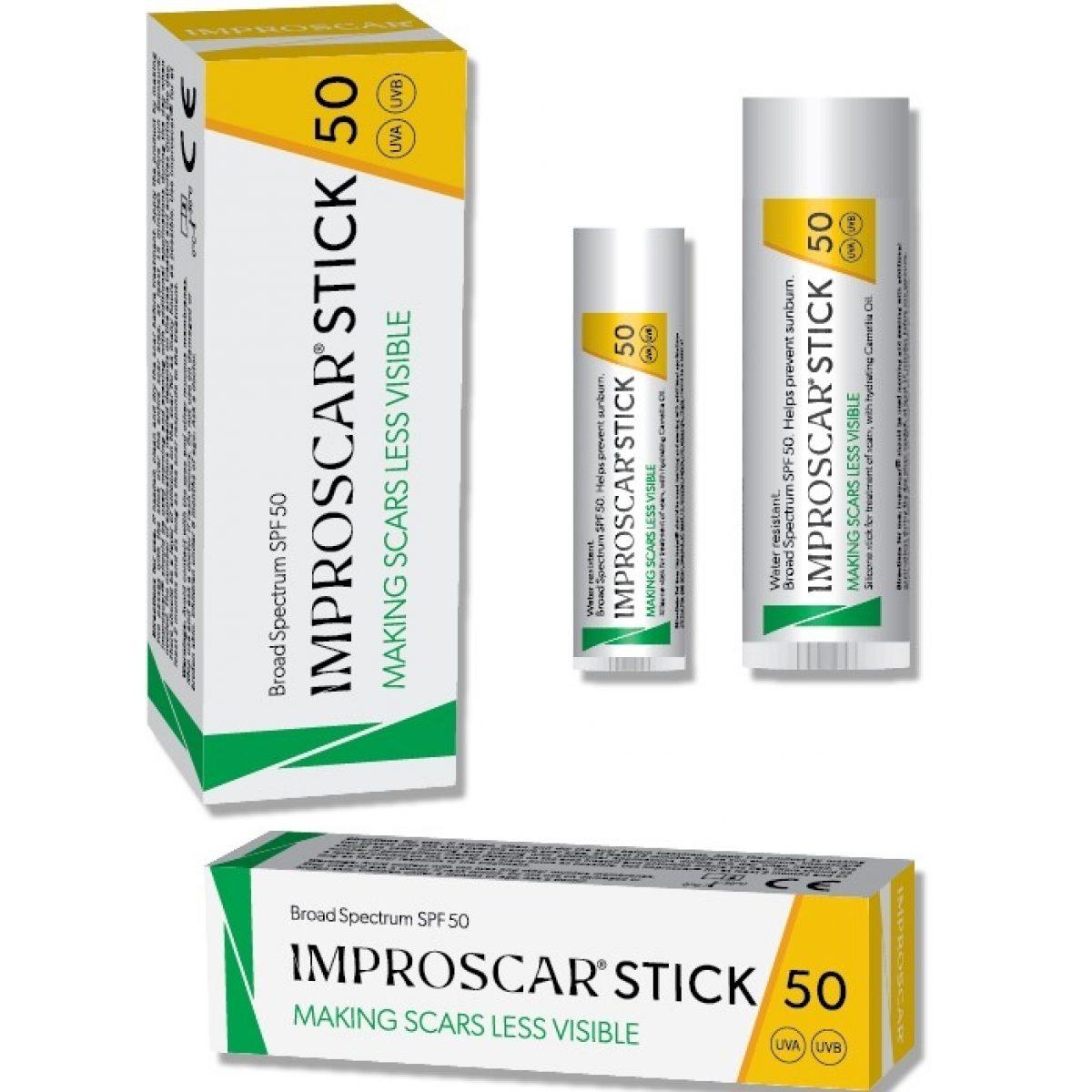Improscar® Stick Protectie Solara SPF 50