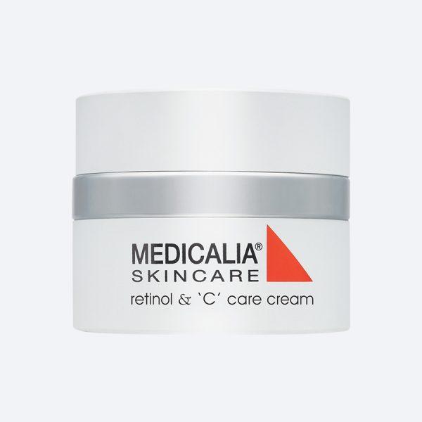 Retinol & 'C' Care Cream