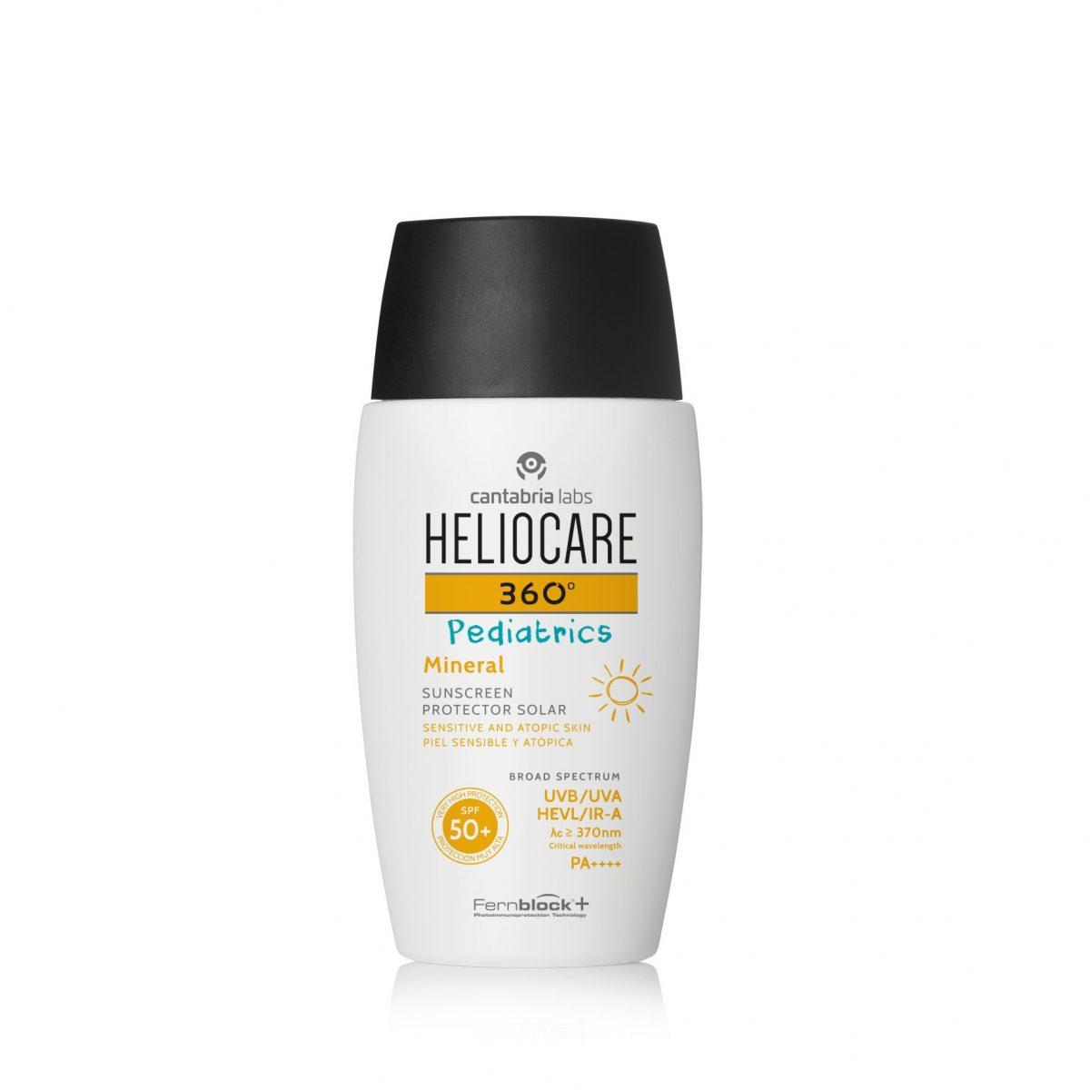 HELIOCARE 360 PEDIATRICS MINERAL SPF50+