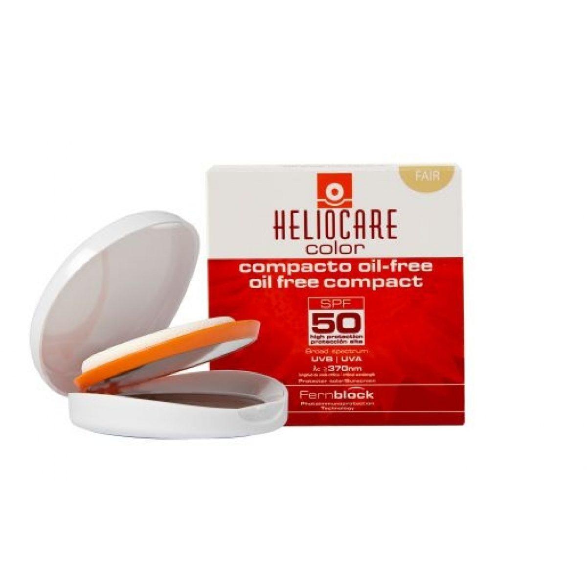 HELIOCARE COLOR COMPACT OIL-FREE FAIR SPF50