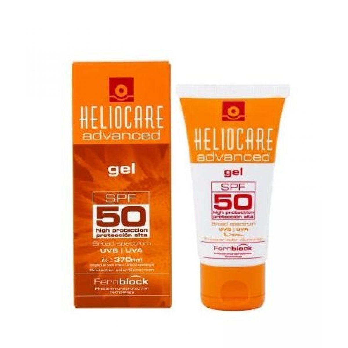 HELIOCARE ADVANCED GEL SPF50