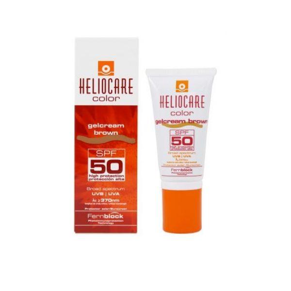 HELIOCARE COLOR GELCREAM BROWN SPF50