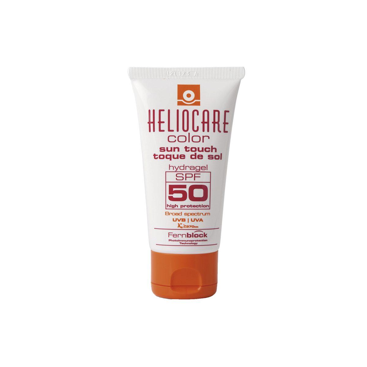 HELIOCARE COLOR SUN TOUCH HYDRAGEL SPF50