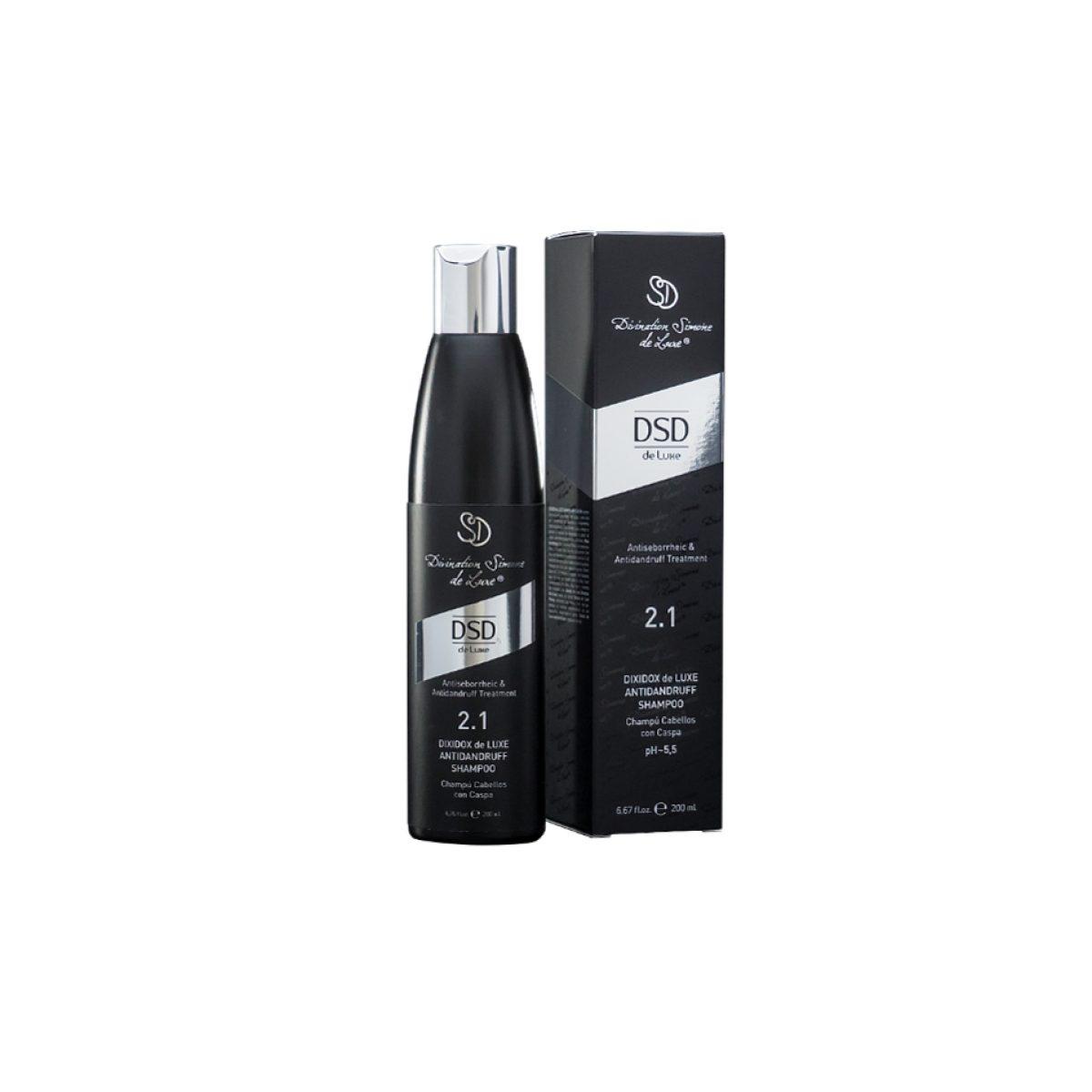 DSD De Luxe 2.1 Dixidox de Luxe Anti-Dandruff Shampoo