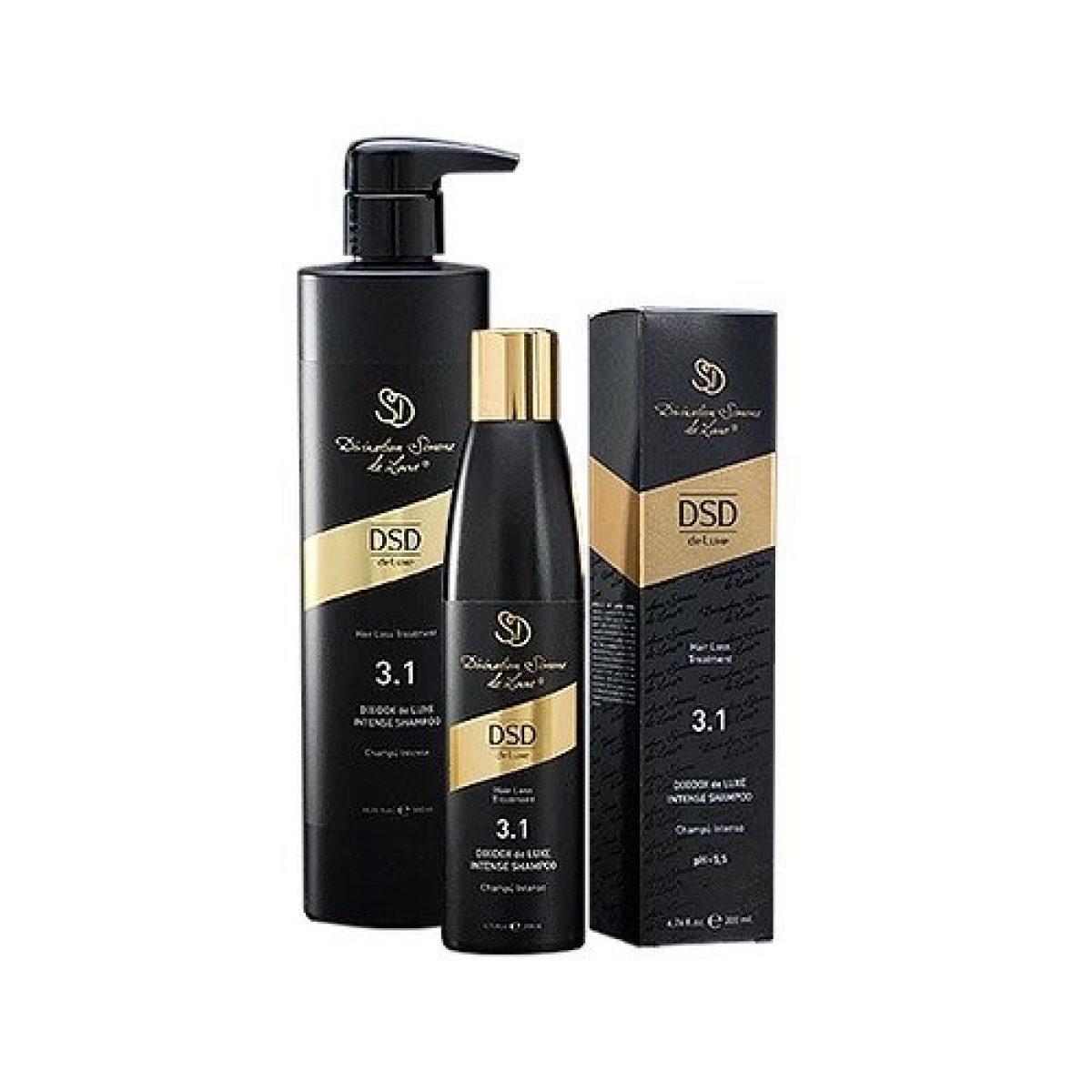 DSD De Luxe 3.1 Dixidox de Luxe intense shampoo