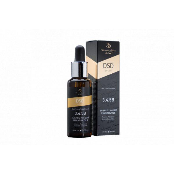 DSD DE LUXE 3.4.5B Science-7 de Luxe essential oils