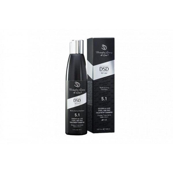 DSD DE LUXE 5.1 Dixidox de Luxe Steel and Silk Treatment Shampoo
