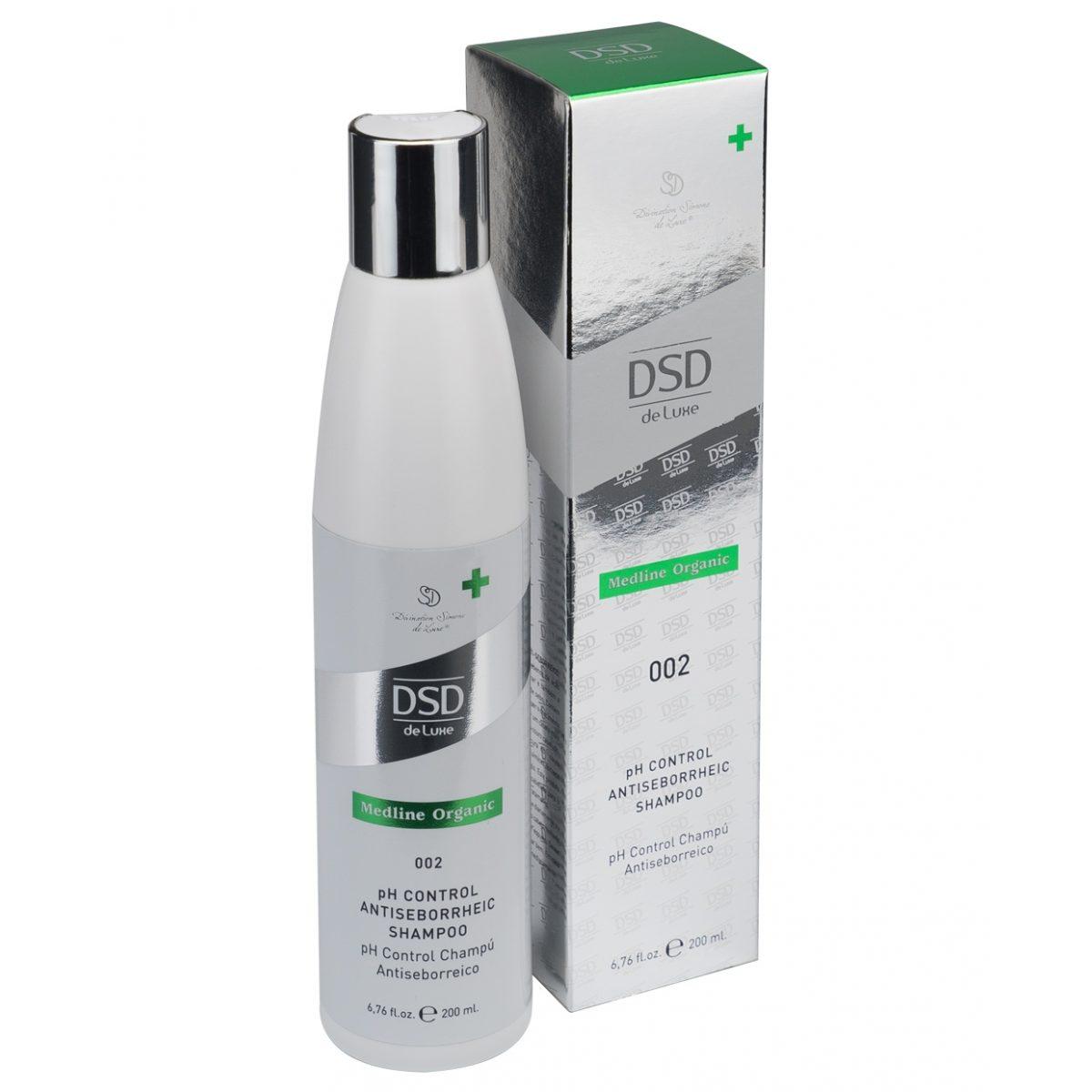 DSD DE LUXE 002 pH control antiseborrheic shampoo
