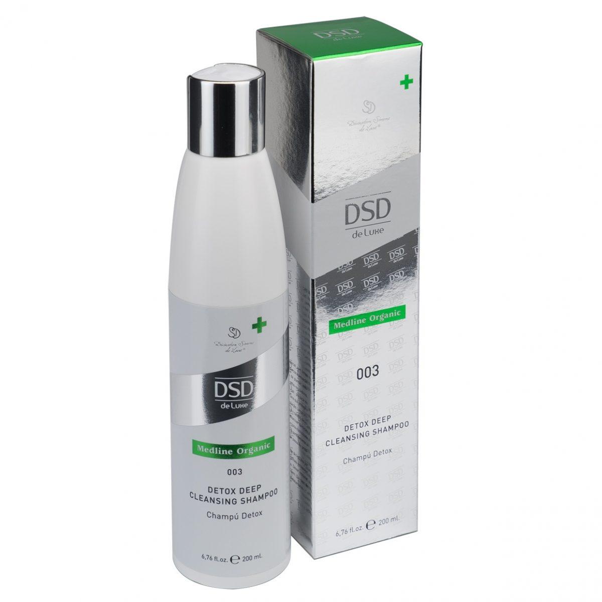 DSD DE LUXE 003 Detox deep cleansing shampoo