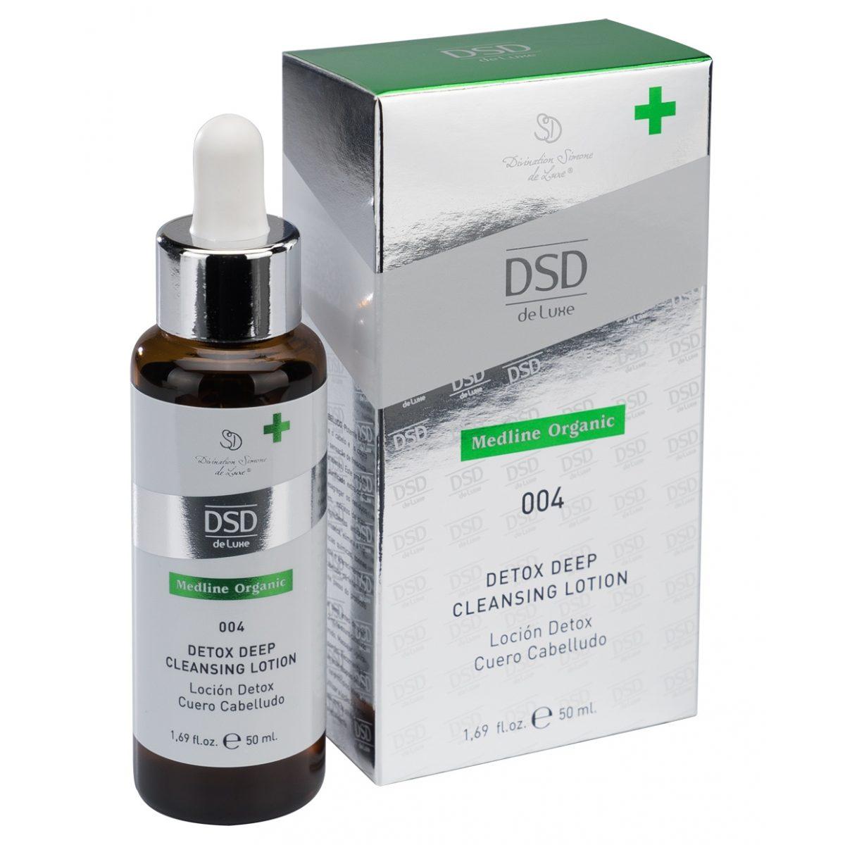 DSD DE LUXE 004 Detox deep cleansing lotion