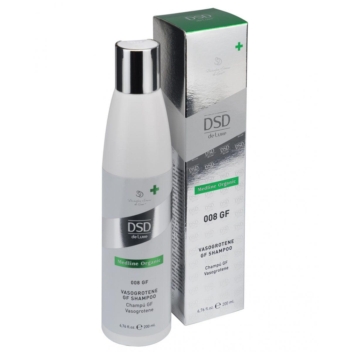 DSD DE LUXE 008 Vasogrotene gf shampoo