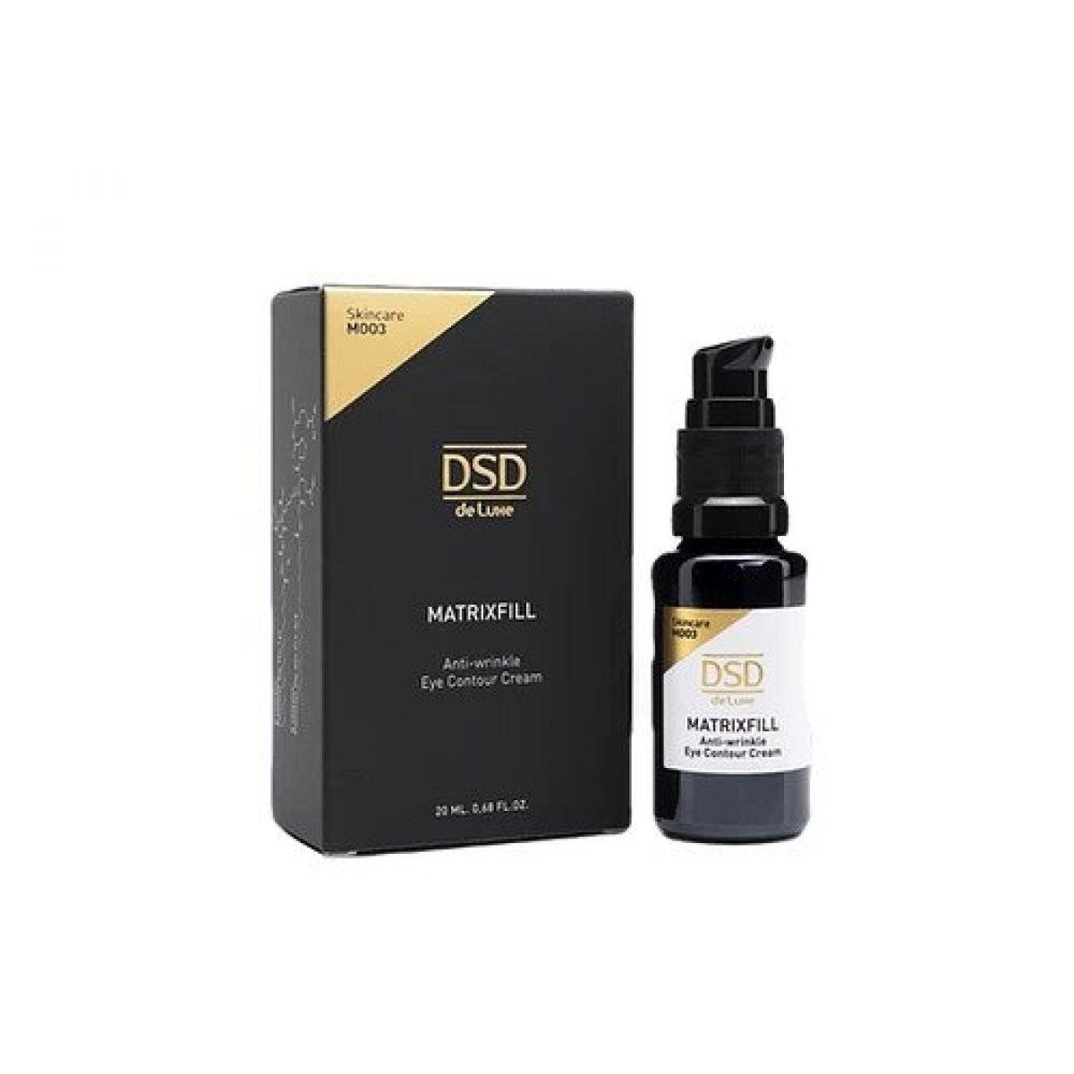 DSD DE LUXE M002 MATRIXFILL Anti-wrinkle Serum