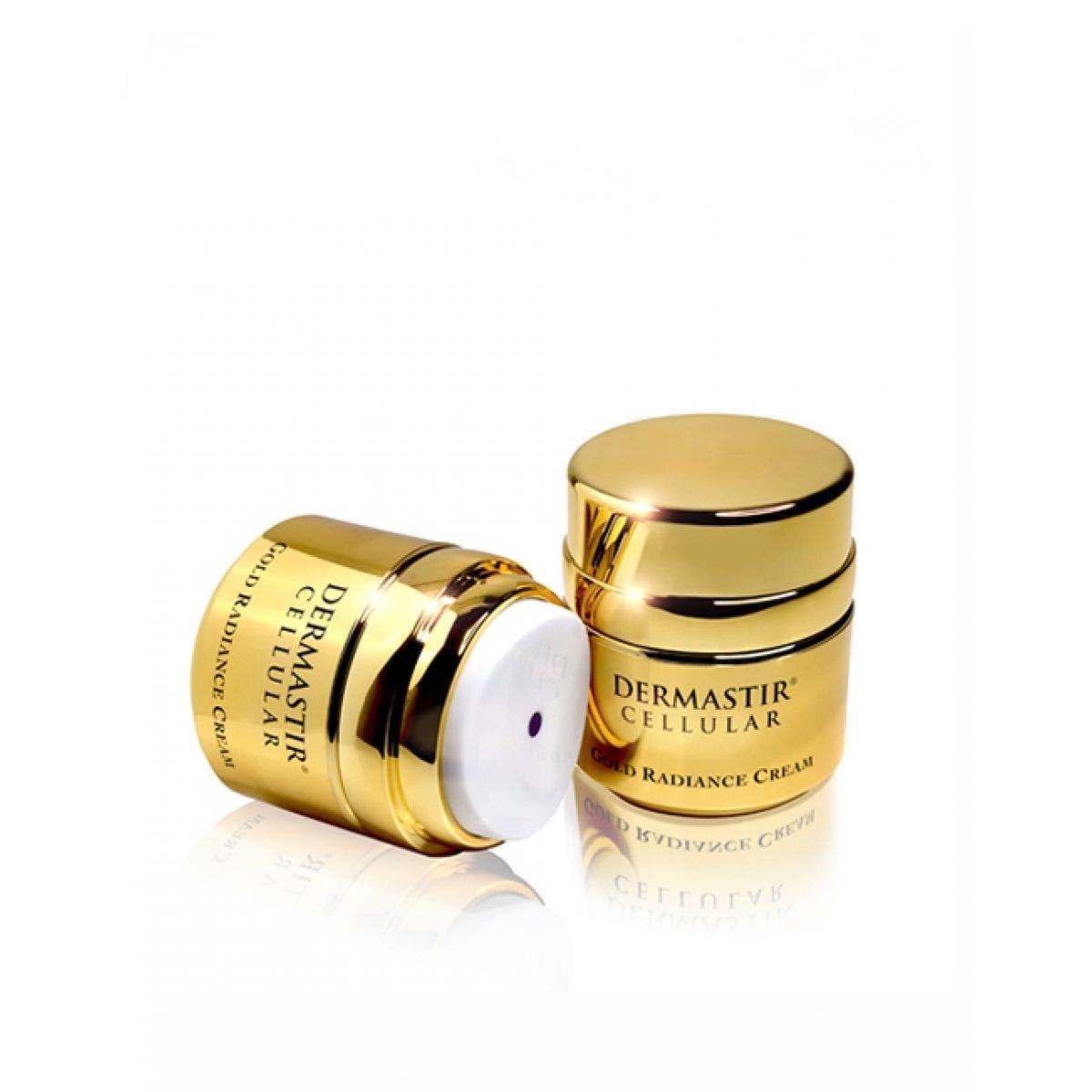Dermastir Cellular Gold Radiance Cream