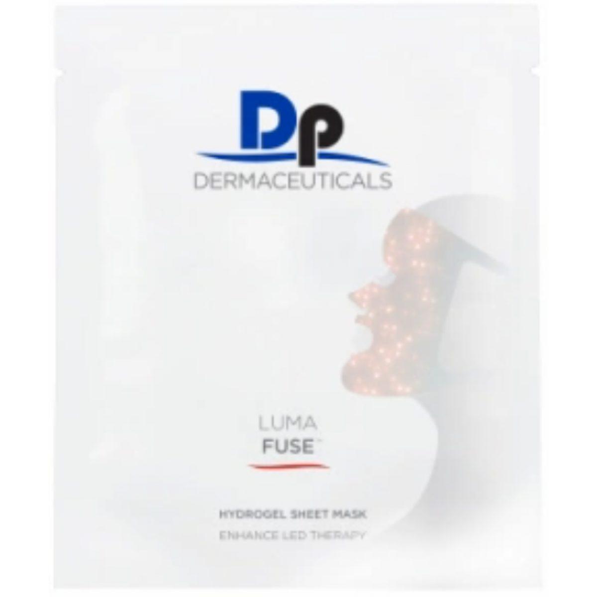 Dp Dermaceuticals LumaFuse Hydrogel Sheet Mask
